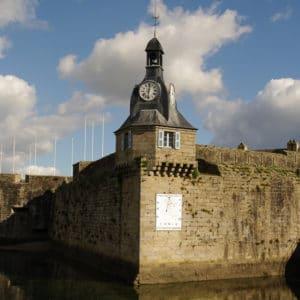 Concarneau Ville Close beffroi