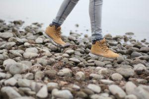 Balade à pied à Concarneau